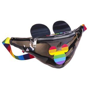 Disney Pride Transparent Bum Bag