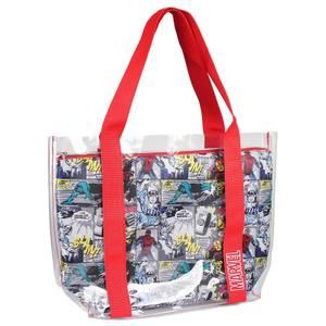Marvel Comics Transparent Handbag
