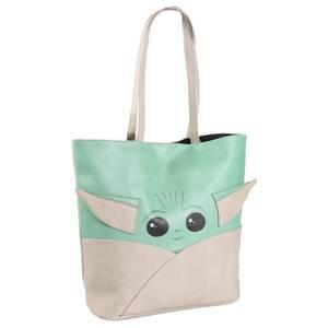 The Mandalorian The Child Faux-Leather Handbag