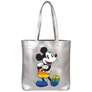 Disney Mickey Mouse Pride Faux-Leather Handbag