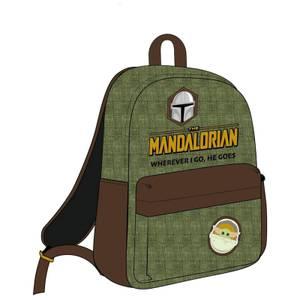 The Mandalorian Wherever I Go, He Goes Backpack