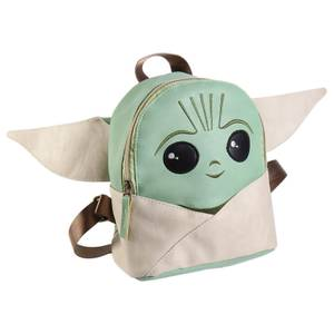 The Mandalorian The Child Faux-Leather Backpack