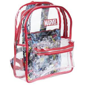 Marvel Comics Transparent Backpack