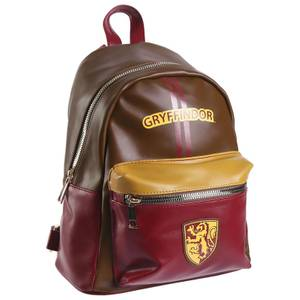 Harry Potter Gryffindor Faux-Leather Backpack