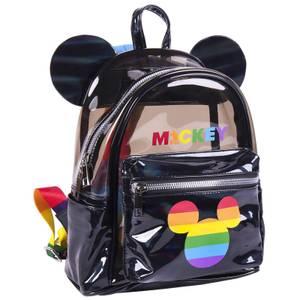 Disney Pride Transparent Backpack