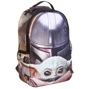 The Mandalorian and The Child Backpack