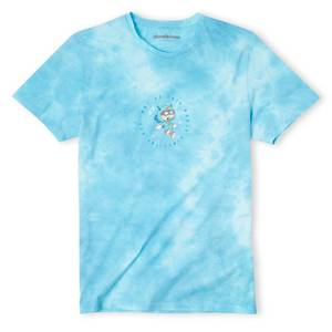 Nickelodeon Out Of This World Since The 90s Unisex T-Shirt - Turquoise Tie Dye