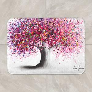 Wild Blossom Tree Bath Mat