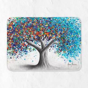 Tree Of Optimism Bath Mat