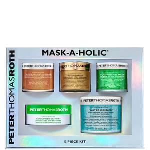 Peter Thomas Roth Mask-A-Holic Kit (Worth $215.00)