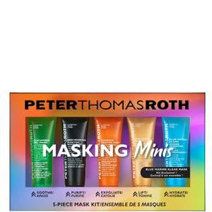 Peter Thomas Roth Masking Minis Kit (Worth $35.00)