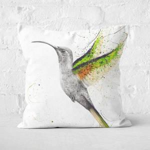 Hero Hummingbird Square Cushion