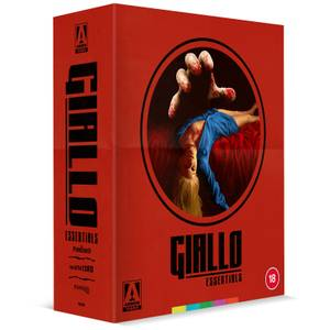 Giallo Essentials - Red Edition