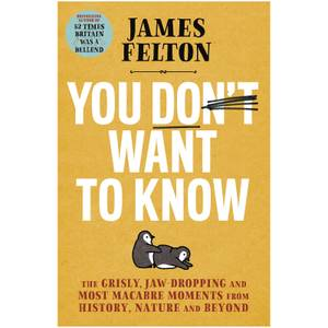 You Don't Want to Know Book