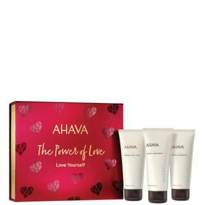 AHAVA Love YourselfSet (Worth $50.00)