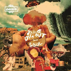 Oasis - Dig Out Your Soul 2LP