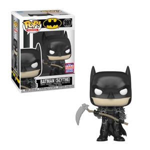 DC Comics Batman with Scythe Funkon EXC Funko Pop! Vinyl