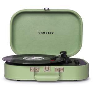 Crosley Discovery Portable Turntable - Seafoam