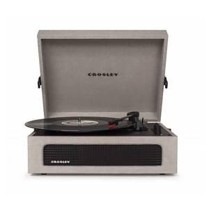 Crosley Voyager Portable Turntable - Grey