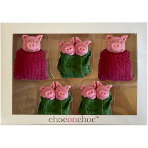 Chocolate Pigs in Blankets