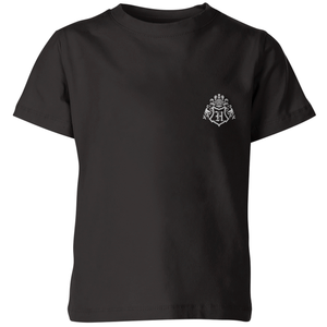 Harry Potter Hogwarts Kids' T-Shirt - Black