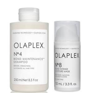 Olaplex Bond Strengthening Cleanse and Mask Bundle