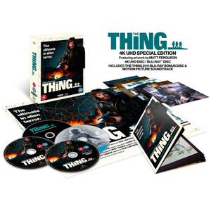 The Thing - 4K Ultra HD Limited Collectors Edition