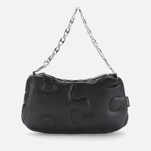Danse Lente Women's Misty Boost Nylon Shoulder Bag - Black