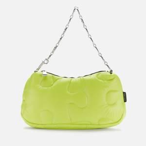 Danse Lente Women's Misty Boost Nylon Shoulder Bag - Lime