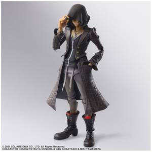 Square Enix The World Ends With You The Animation Bring Arts Action Figure - Minamimoto