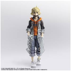 Square Enix The World Ends With You The Animation Bring Arts Action Figure - Rindo