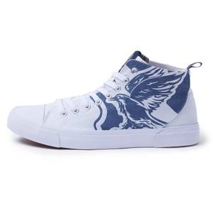 Akedo x Harry Potter Ravenclaw All White Adult Signature High Top