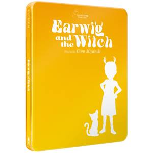 Earwig And The Witch - Steelbook