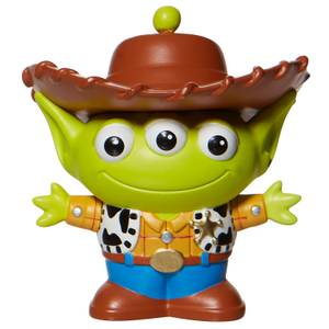 Disney Showcase Alien Woody Mini Figurine