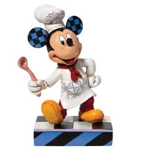 Disney Traditions Chef Mickey Figurine