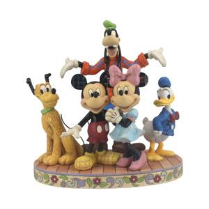 Disney Traditions Fab Five Mickey Mouse Figurine