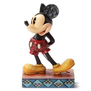 Disney Traditions The Original Mickey Mouse Figurine