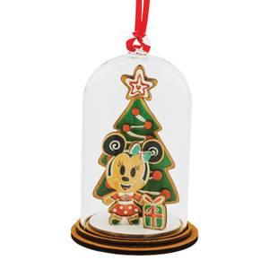 Enchanting Disney Merry Christmas Minnie Figurine
