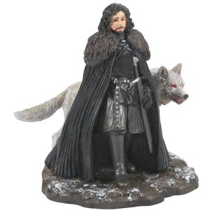 Game Of Thrones Jon Snow Figurine