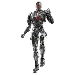 Hot Toys DC Comics Zack Snyder`s Justice League Action Figure 1/6 Cyborg 32 cm