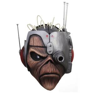 Trick or Treat Iron Maiden Somewhere In Time Mask