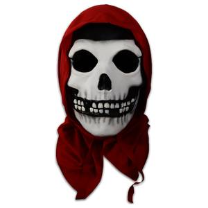 Trick or Treat Misfits Fiend Red Hood Mask