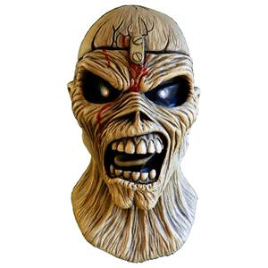 Trick or Treat Iron Maiden Piece Of Mind Mask