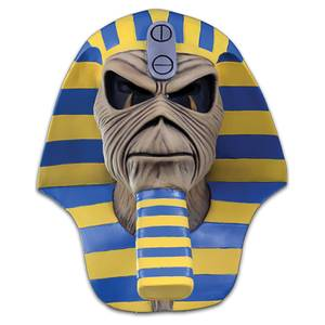 Trick or Treat Iron Maiden Powerslave Cover Mask