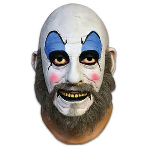 Trick or Treat House Of 1000 Corpses Captain Spaulding Mask