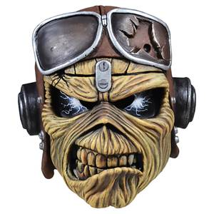 Trick or Treat Iron Maiden Aces High Mask