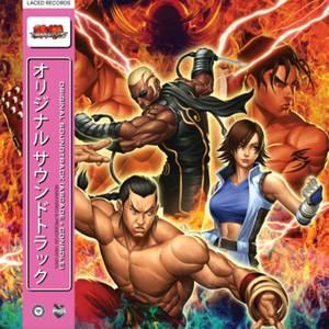 Laced Records - Tekken 5 (Original Soundtrack [Arcade + Console]) 3xLP