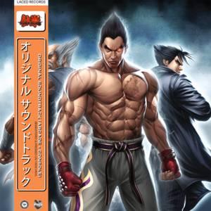 Laced Records - Tekken 6 (Original Soundtrack [Arcade + Console]) 2xLP