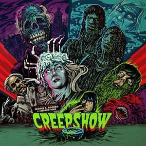 Waxwork - Creepshow (Original Motion Picture Soundtrack) 180g LP (Swirl)