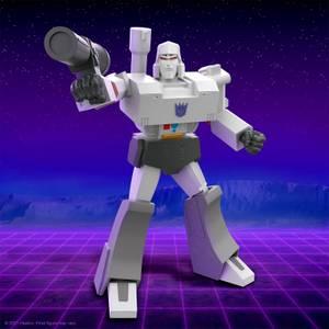 Super7 Transformers ULTIMATES! Figure - Megatron